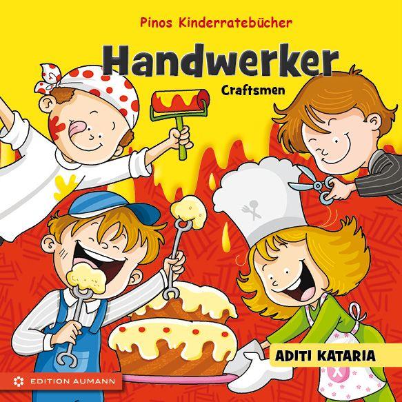 Kinderratebuch - Handwerker