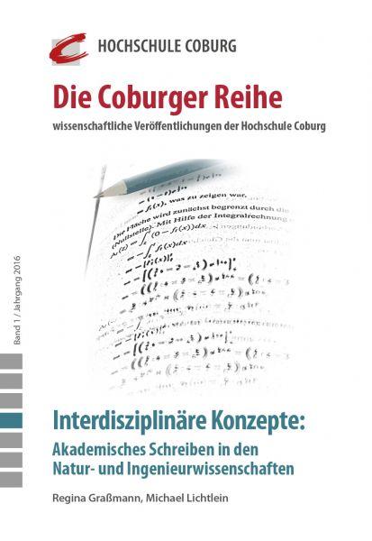 Interdisziplinäre Konzepte: Akademisches Schreiben in den Natur- und Ingenieurwissenschaften