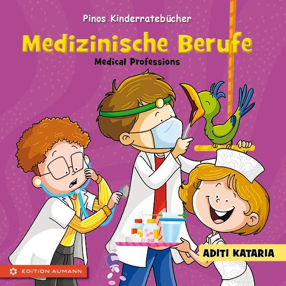 Kinderratebuch - Medizinische Berufe